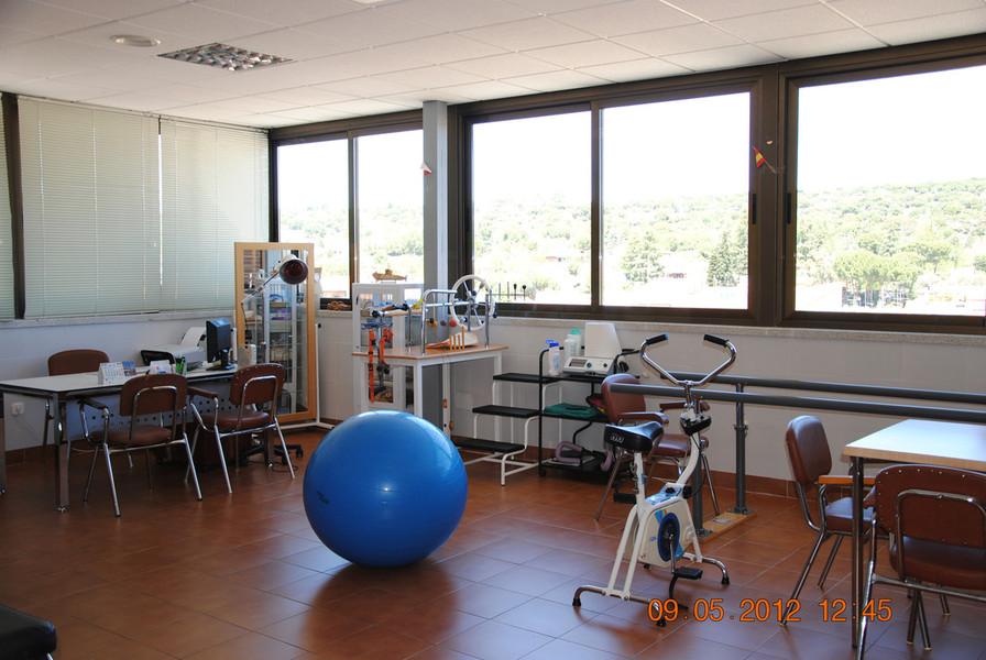 Centro Geritrico Campodn  Bellas Vistas