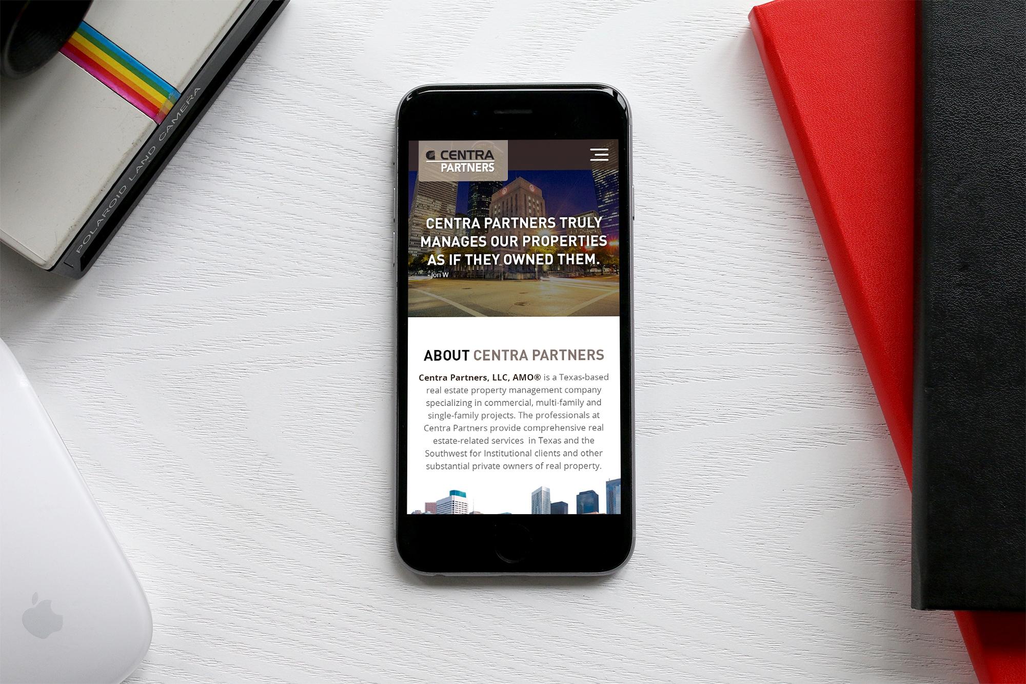 Websites Optimized for Mobile & Tablet
