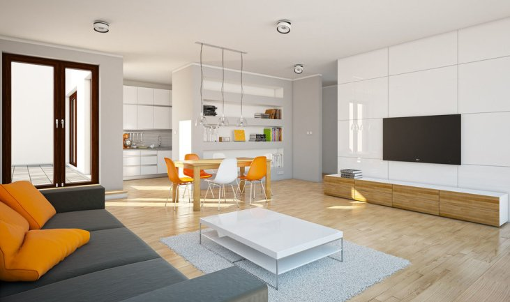Resident360 - 3D Renderings of Apartment