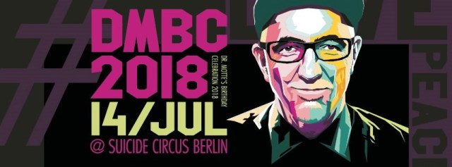 dr. motte birthday celebration berlin sat july 14 2018 @ suicide circus berlin