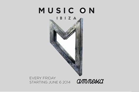 Ra News Friday Nights At Amnesia Reserved For Music On
