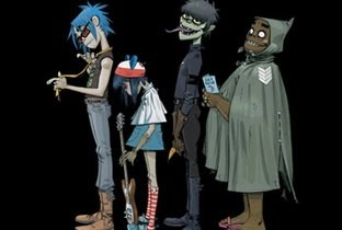 Gorillaz The Fall Wallpaper Ra Reviews Gorillaz Humanz On Parlophone Album