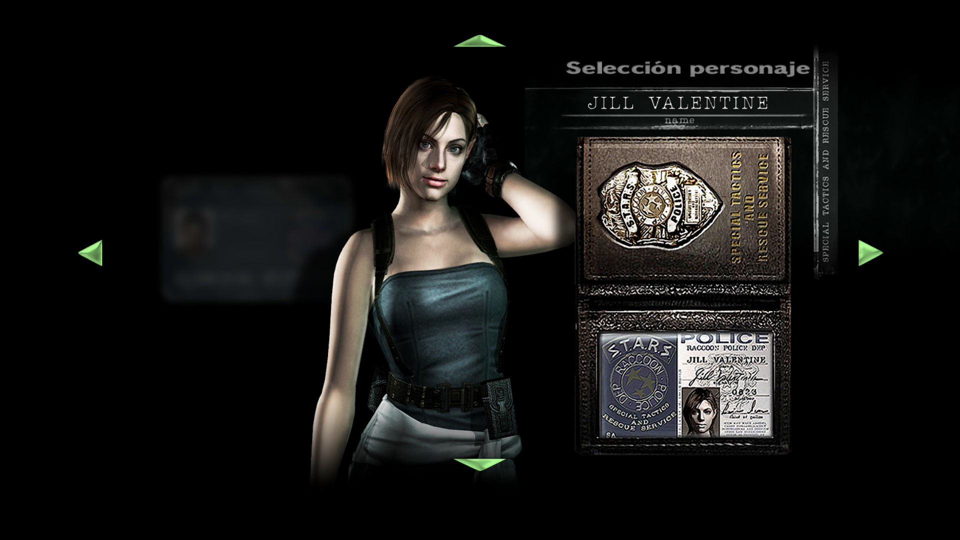 Secretos  Resident Evil Center