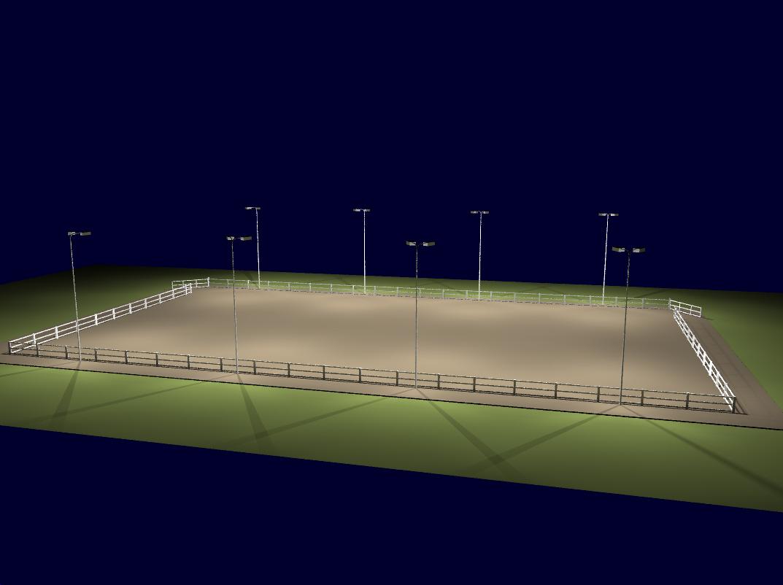 residential landscape lighting design