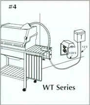 Low Voltage Barbeque Light Applications