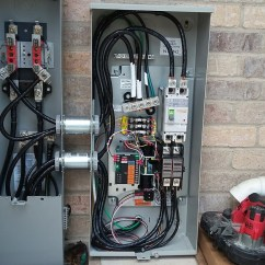 Automatic Transfer Switch Wiring Diagram Free Whirlpool Gas Range Residential And Commercial Electrical Services