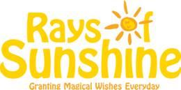 Supporting Rays of Sunshine Children's Charity