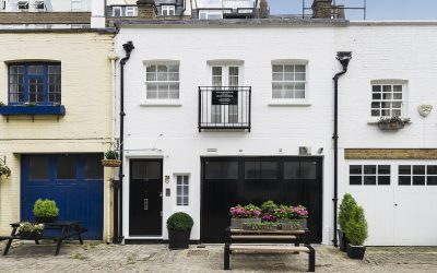 The Mews House: From humble beginnings to a London property sensation