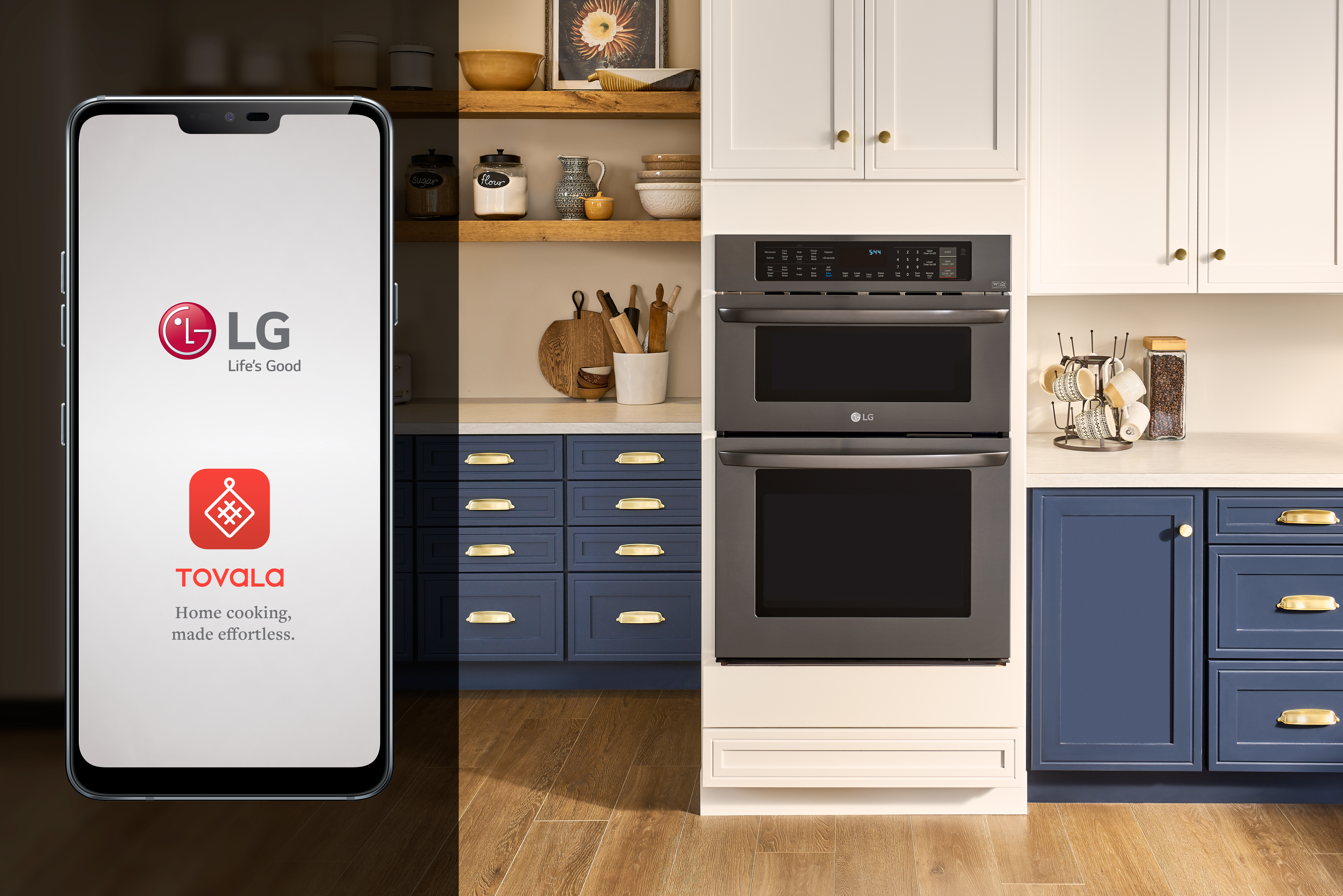 lg adds tovala partnership to smart kitchen offerings residential products online