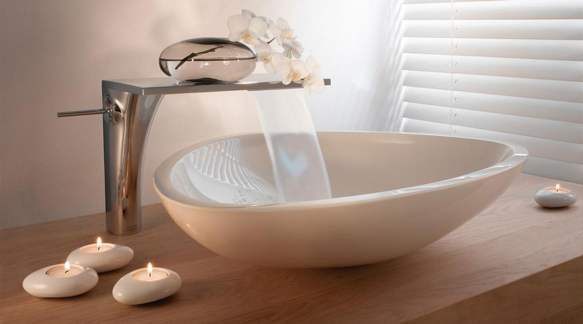9 bold faucets that will excite your