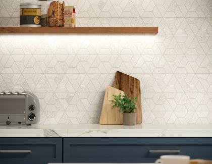 new ravenna reinterprets wallpaper into