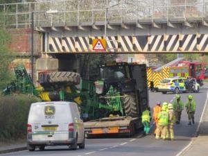 Newport Bridge Strike Success!