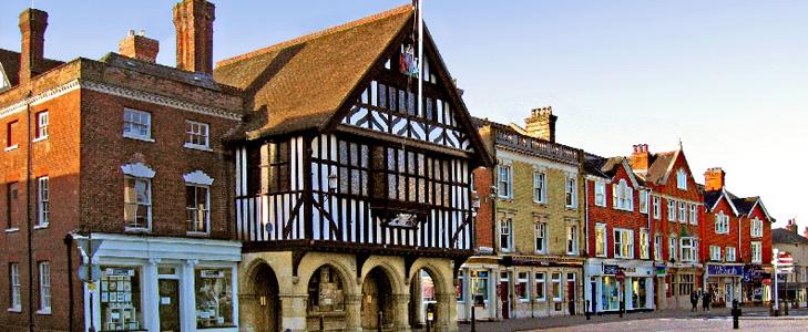 Saffron Walden Town Hall