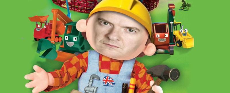 George Osborne the Builder