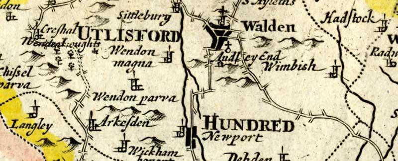 Banner: Historical Uttlesford