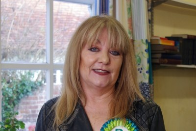 Maggie Sutton (Takeley Candidate)