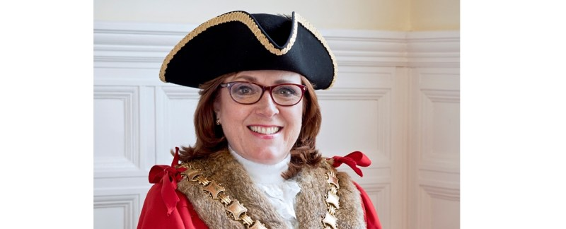 New Saffron Walden Mayor Heather Asker commits to supporting town through challenging times