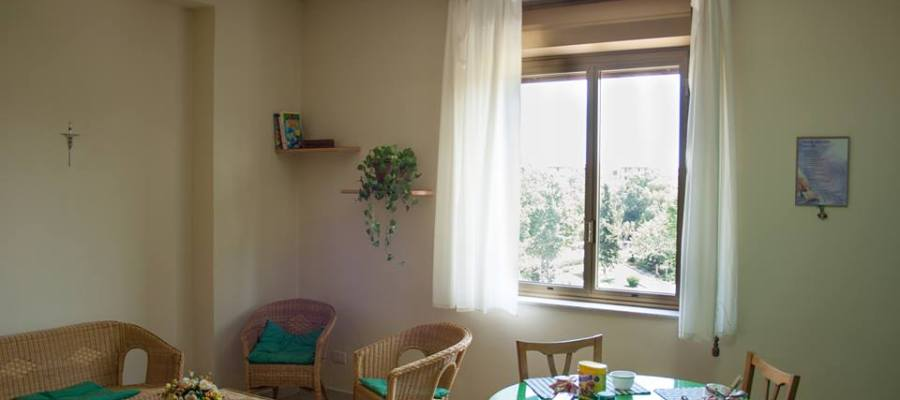 Sala da pranzo -  Residenza Universitaria Palermo