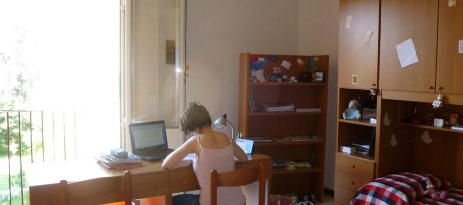 Stanza doppia - Residenza Universitaria Bologna