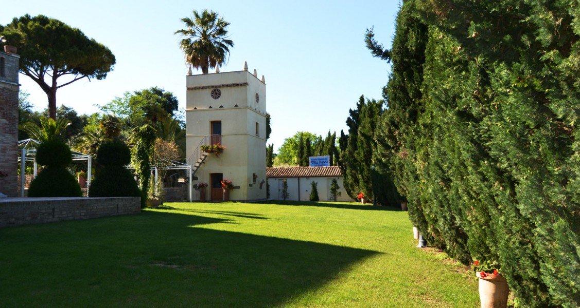 ROMANTIC RELAIS VILLA ROSSI  Villa Silvi Marina Silvi