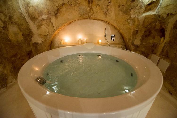 LHOTEL IN PIETRA  Historic hotel Matera Basilicata