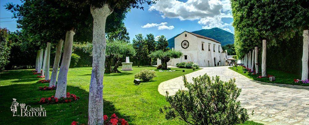 CASALE DEI BARONI  Antico casale Santa Maria a Vico