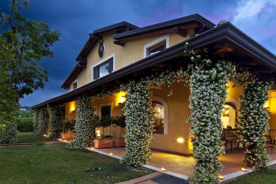 VILLA RIZZO RESORT AND SPA  Villa San Cipriano Picentino