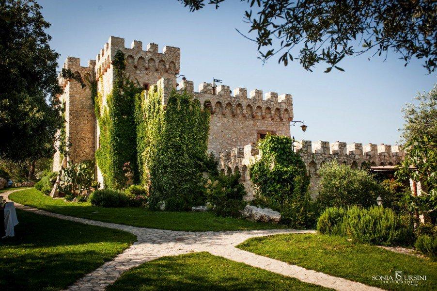 CASTELLO ROCCA DEI CAVALIERI  Castello Rieti Lazio