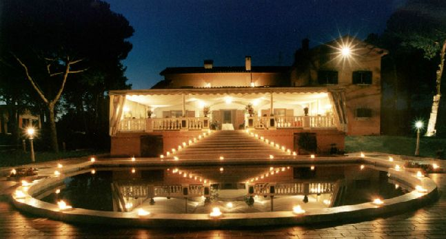 VILLA DAFNE MAJESTIC  Historic hotel Roma Lazio  Meeting and conference