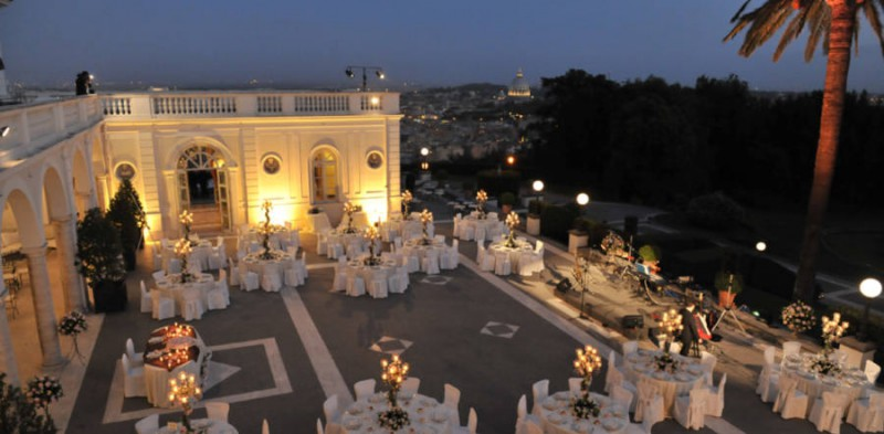 VILLA MIANI  Historic hotel Roma Lazio  Weddings and events