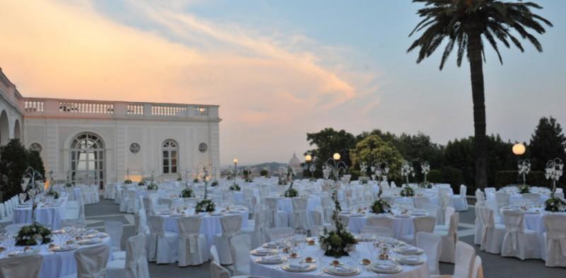 VILLA MIANI  Historic hotel Roma Lazio  Weddings and events