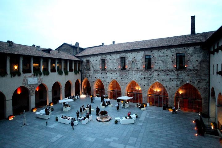 CASTELLO VISCONTEO  Castello Cassano DAdda Milano Lombardia  Matrimoni e ricevimenti