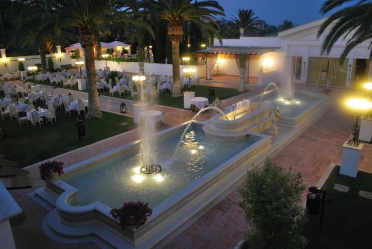 VILLA ISABELLA  Residenza depoca Caltanissetta Sicilia