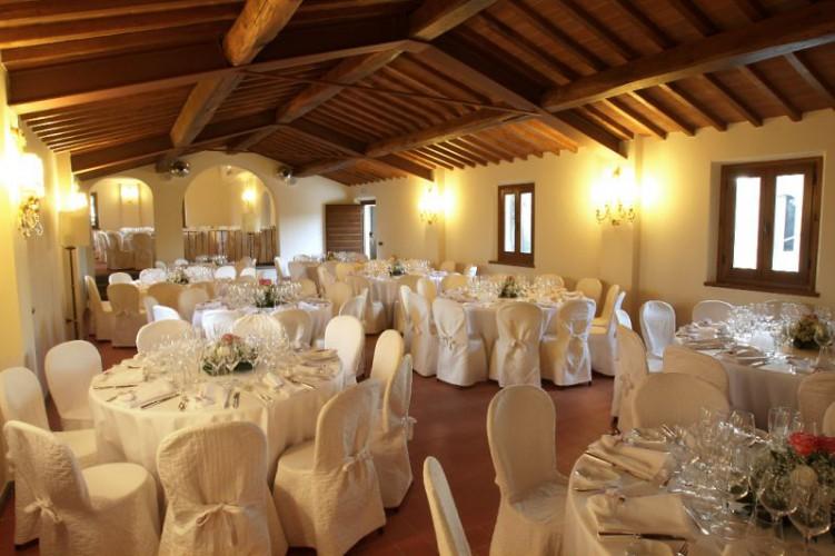 FATTORIA DI CALAPPIANO  Residenza depoca Vinci Firenze Toscana  Matrimoni e ricevimenti