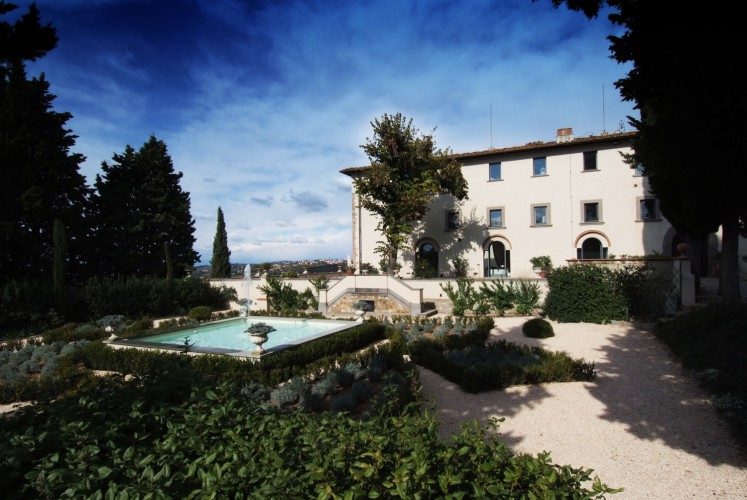 VILLA IL MOCALE  Villa Montefiridolfi San Casciano In Val Di Pesa Firenze Toscana