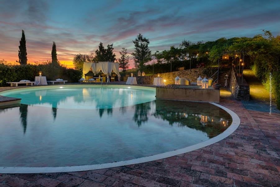 VILLA IL PETRICCIO  Villa Montespertoli Firenze Toscana