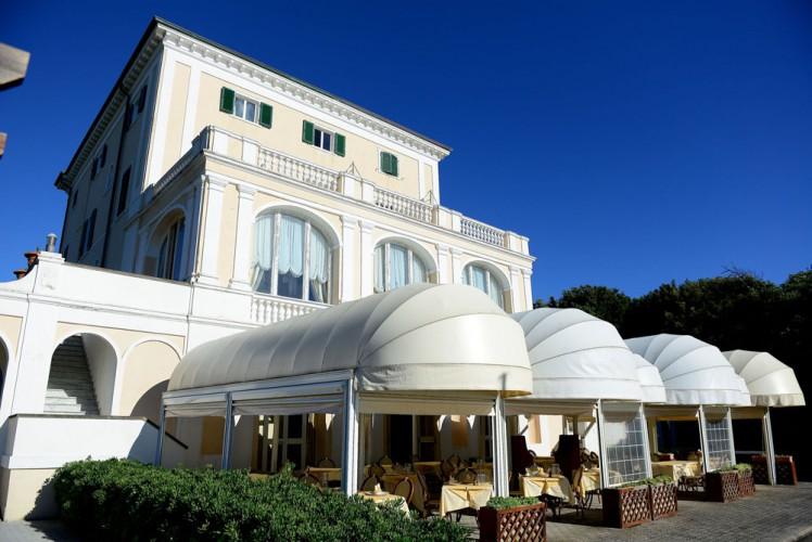 VILLA PARISI  Villa Castiglioncello Rosignano Marittimo