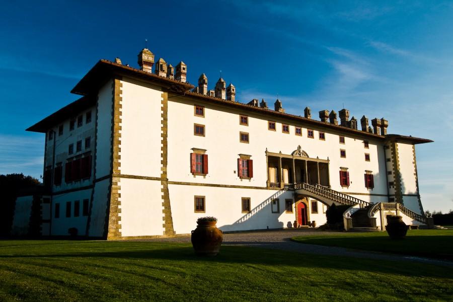VILLA LA FERDINANDA  Villa Artimino Carmignano Prato