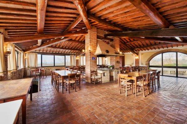 VILLA BOSCARELLO Villa Trequanda Siena Toscana
