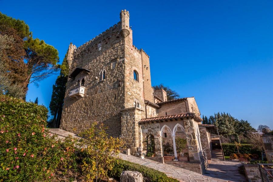 CASTELLO DI MONTERONE  Castello Perugia Umbria  Vacanze