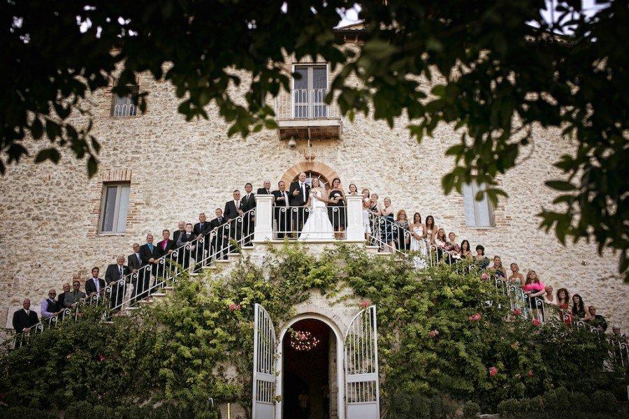 CASTELLO DI MONTIGNANO  Castello Massa Martana Perugia Umbria  Matrimoni e ricevimenti