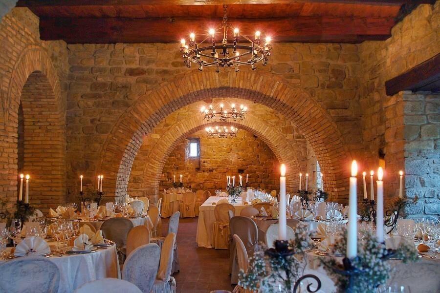 CASTELLO DI ROSCIANO  Castello Signoria di Torgiano