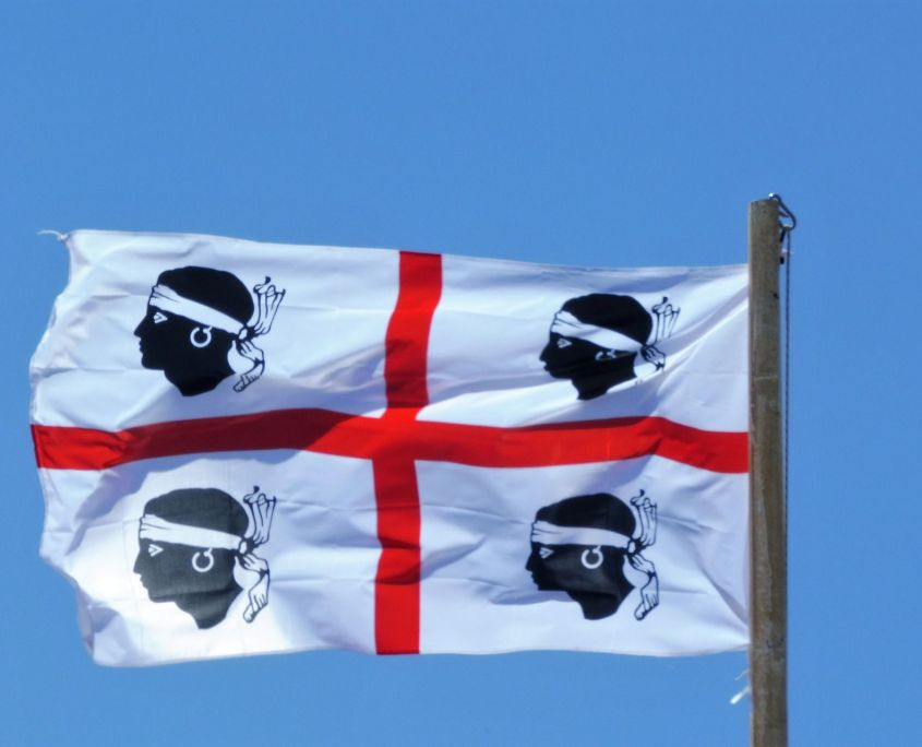 Bandiera Villino