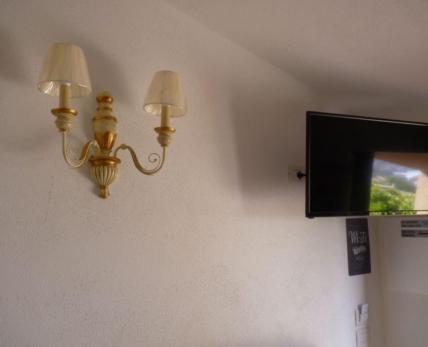 Tv e Wi-Fi Appartamento