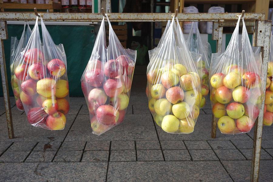 Entra en vigor la prohibición de las bolsas de plástico en Puerto Rico