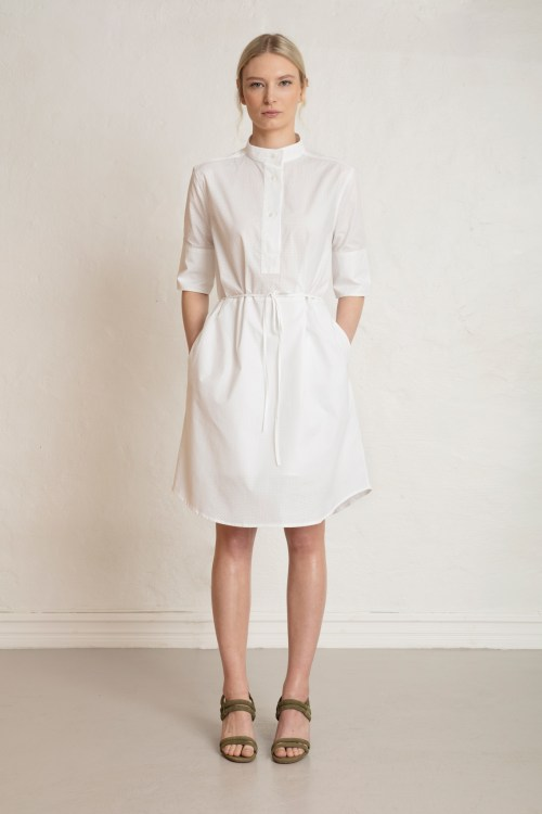 Bonnie Dress with tied waist