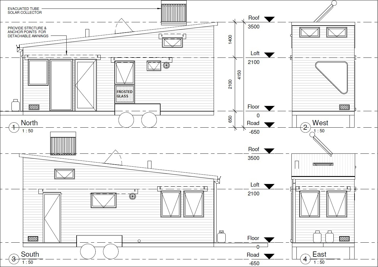 wiring diagram house to shed schematic of a refrigerator for tiny  the