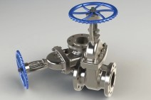 Image result for trim material for cast steel gate valve