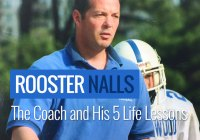 Rooster Nalls has been coaching Maplewood youth football for 25 years.
