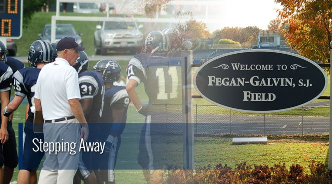 Coach Jim Fegan: Stepping Away